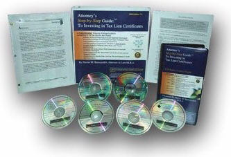Tax Lien Certificate Investing Course